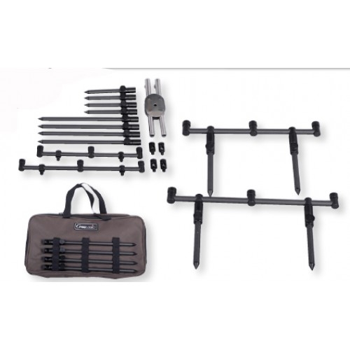 мини Родпод -PL Black Fire Pod 'n Goalpost Kit 3rods