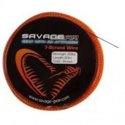 SG 7Strand Wire 30lbs 20m Brown