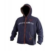SG Fleece Hoodie Jacket M Midnight Blue
